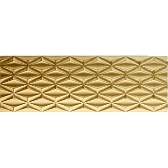 Neutral Gold Rhombus 29,75x89,46 płytki złote