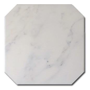 Octagon Marmol Blanco 20x20