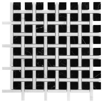 PURE BLACK BW02 30,5x30,5