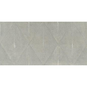 Shagreen Grey Ornato 29,75x59,55