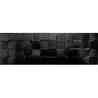 Solid Black Check 25,1x75,6 płytki łazienkowe