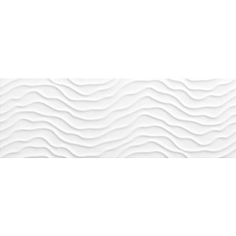 Solid White Sysmic 25,1x75,6 płytki łazienkowe