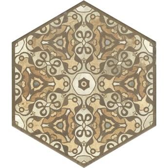Terre Stamp Hexagon 25x29