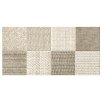 Toulouse Mosaic Warm 25x50 płytki patchwork