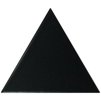 Scale Triangolo Black Matt 10,8x12,4