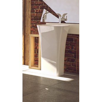 Umywalka wolnostojąca Assos 40x50