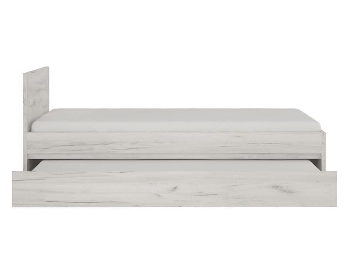 łóżko 90 X 200 Podwójne Typ 90 Angel Meble Wójcik Dąb White Craft