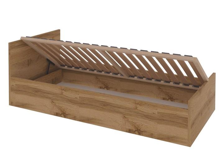 łóżko 90 X 200 Ze Stelażem I Z Pojemnikiem Ta 2490 Tahoe Bog Fran Dąb Wotan