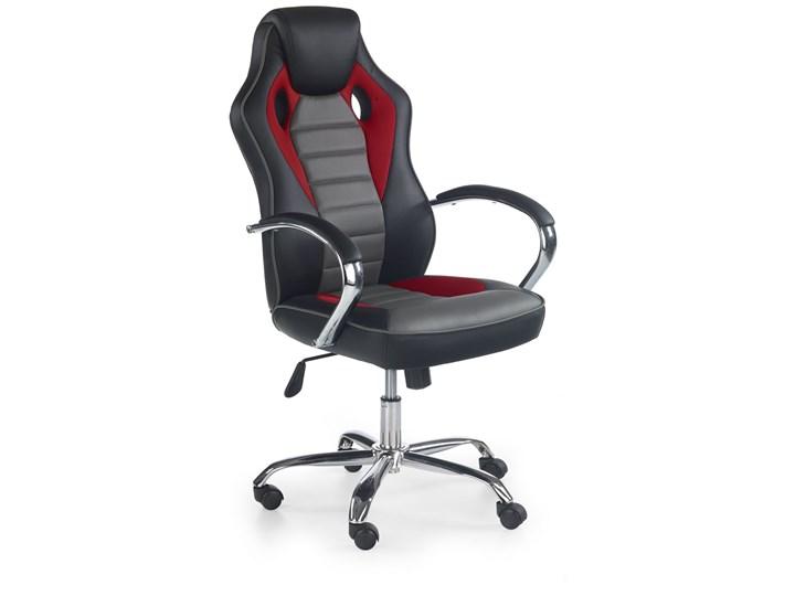 Krzesło biurowe dla dziecka ANDY niebieskie 24H