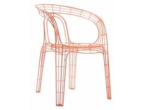 Krzesło Wire