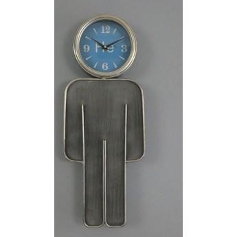 """Oryginalny zegar ścienny """" He"""""""