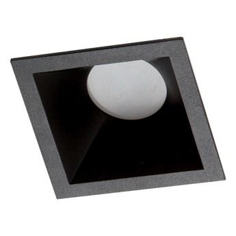 LM 106 BK OPRAWA HALOGENOWA WPUSZCZANA OCZKO ALUMINIUM CZARNY PAR16 MR16 GU10 GU5,3 230V LED