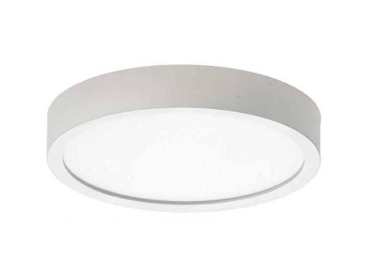 PP Design P 800/12W PLAFON BIAŁY NOWOCZESNA LAMPA SUFITOWA NATYNKOWA ŚR.14CM LED 12W 3000K 980lm=75W WYS.2,3CM