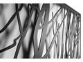Obraz Hedvig Czarny 100x80 cm Wymiary 80x100 cm Wzór Natura