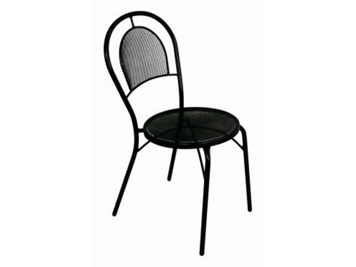 Krzesło Metalowe Agar