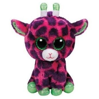 Maskotka TY INC Beanie Boos Gilbert - Różowa Żyrafa 15 cm 37220