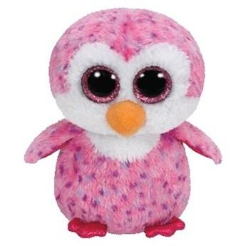 Maskotka TY INC Beanie Boos Glider - Różowy Pingwin 15 cm 36177