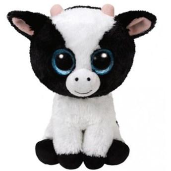 Maskotka TY INC Beanie Boos Butter- Krowa 15cm 36841