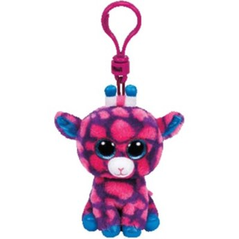Brelok TY INC Beanie Boos Sky High - Różowa Żyrafa 8,5cm 36639