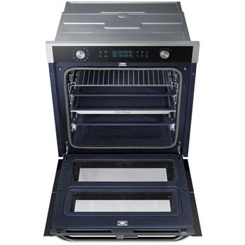 Piekarnik SAMSUNG NV75N7647RS Dual Cook Flex Elektryczny Czarno-srebrny A+