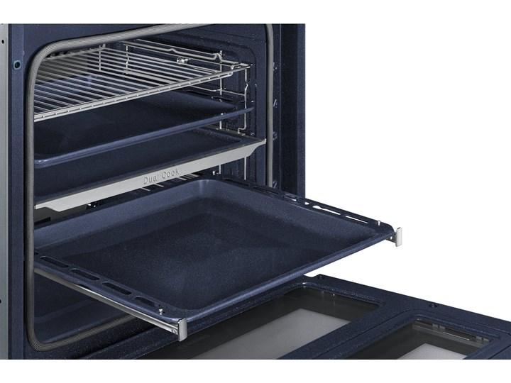Piekarnik SAMSUNG NV75N7647RS Dual Cook Flex Elektryczny Czarno-srebrny A+ Elektryczne Kolor Czarny