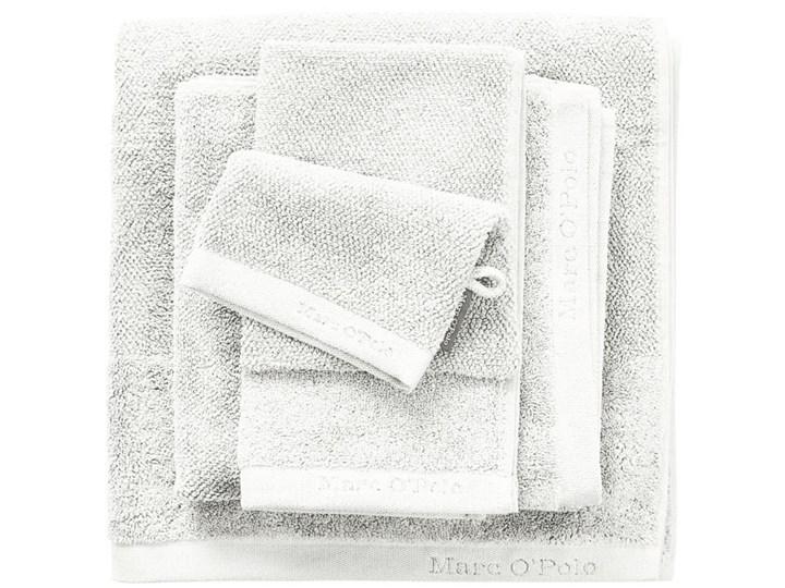 Elegancka myjka bawełniana, rękawica do mycia w odcieniu czerni, Marc O'Polo, ręcznik do mycia, 16 x 22 cm