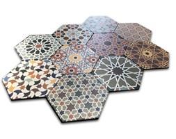 Andalusi 33x28,5 gres hexagon