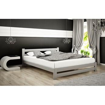 Łóżko drewniane Marsel 180x200 - popiel