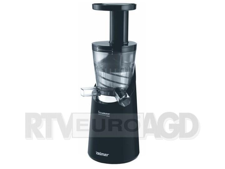Zelmer JuiceMaker One ZJP1600B (JP1600 czarny)