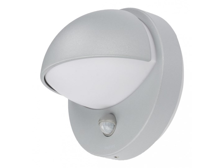Lampa zewnętrzna ścienna June Philips styl nowoczesny aluminium tworzywo sztuczne