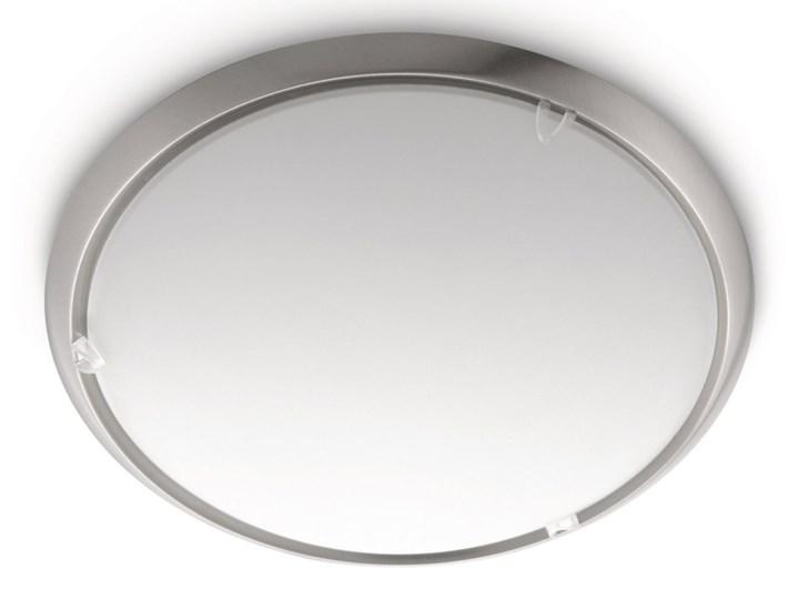Plafon Canvas Philips styl nowoczesny, metal Ilość źródeł światła 1 źródło szkło Styl klasyczny