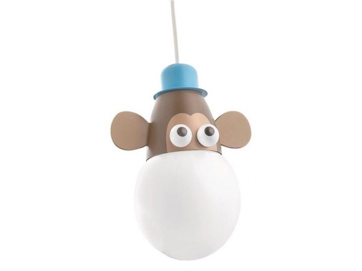 Lampa wisząca Monkey Philips styl dziecko metal wielokolorowy 405915516