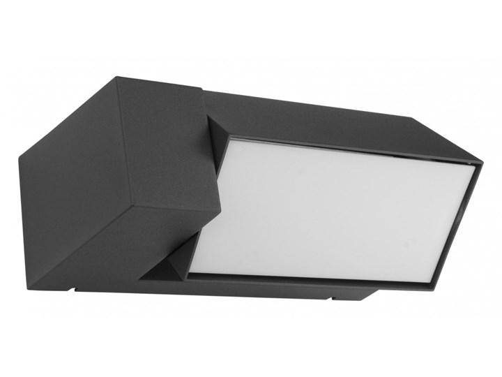 04b58eee582855 Lampa zewnętrzna ścienna Border Philips styl nowoczesny aluminium tworzywo  sztuczne