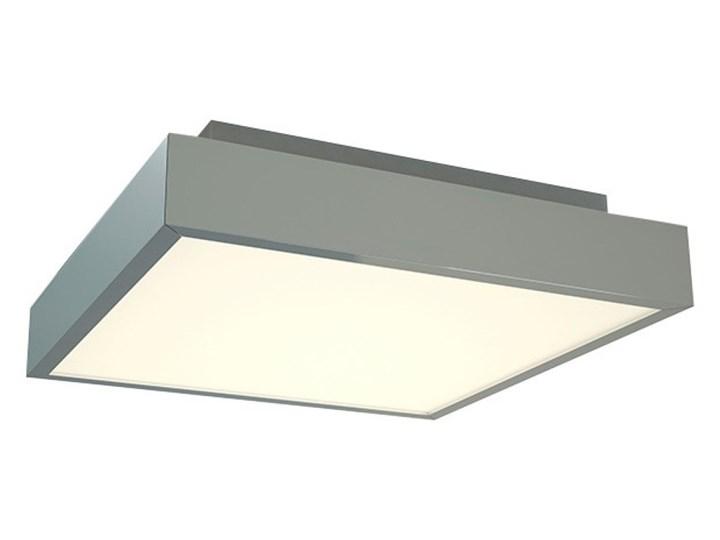 Plafon Asteria 30 IP44 Azzardo metal szkło chrom 3000K AZ2073