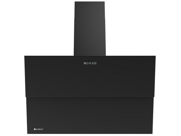 Okap GLOBALO Mirida 90.3 Czarny/BL Sterowanie Elektroniczne Okap przyścienny Szerokość 90 cm Poziom hałasu 63 dB
