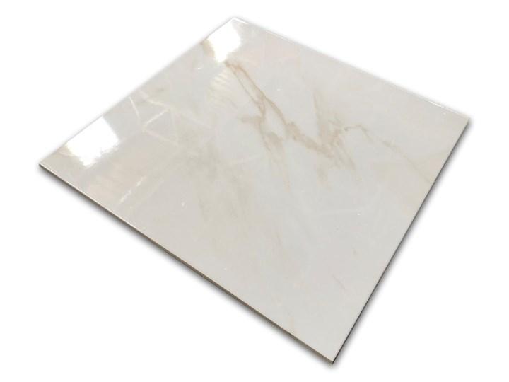 Calacatta Blanco 60,8x60,8 płytki marmurowe Płytki podłogowe Kwadrat 60,8x60,8 cm Płytka bazowa Płytki tarasowe Gres Powierzchnia Polerowana