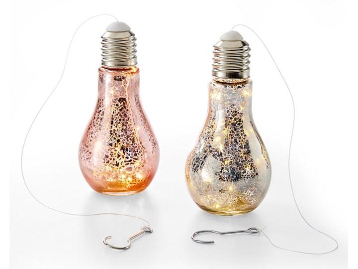 Dekoracyjne Lampki żarówki Led Dina 2 Części
