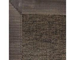 Dywan zewnętrzny z lamówką 80x150 brunatny