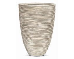 Donica ogrodowa ceramiczna śr 26x36 cm