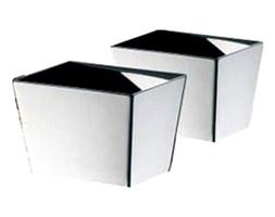 Foremki do deserów i dekoracji Kuchenprofi Trapezy 2 szt. KU-0905302802 + Transport juz od 8,90 zł