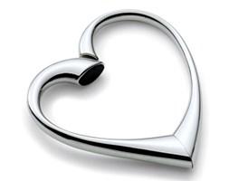 Wieszak przenośny Serce Philippi 194001 + Wysyłka już od 8,9 !!!