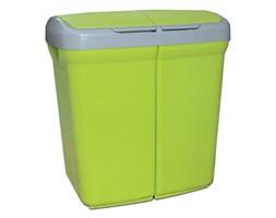 Kosz do segregacji odpadów Meliconi Ecobin 2x25L zielony 14106115334BA + Transport juz od 8,90 zł