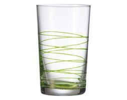 Szklanka 0,36 L zielona Leonardo Spirale L-049543 + Transport juz od 8,90 zł