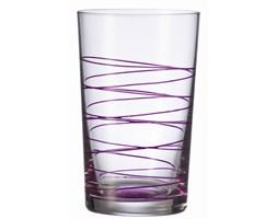 Szklanka 0,36 L fioletowa Leonardo Spirale L-049541 + Transport juz od 8,90 zł