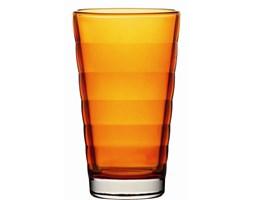 Szklanka 0,3 L pomarańczowa Leonardo Wave L-049250 + Transport juz od 8,90 zł