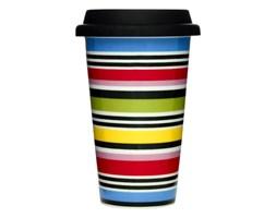 Porcelanowy kubek termiczny z pokrywką Sagaform Cafe SF-5016017 + Transport juz od 8,90 zł