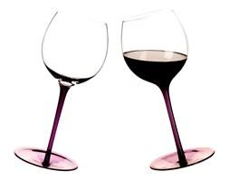 Zestaw 2 bujające się kieliszki do wina Sagaform Bar 2 szt. purpurowe SF-5016233 + Wysyłka już od 8,9 !!! - NATYCHMIASTOWA WYSYŁKA !!