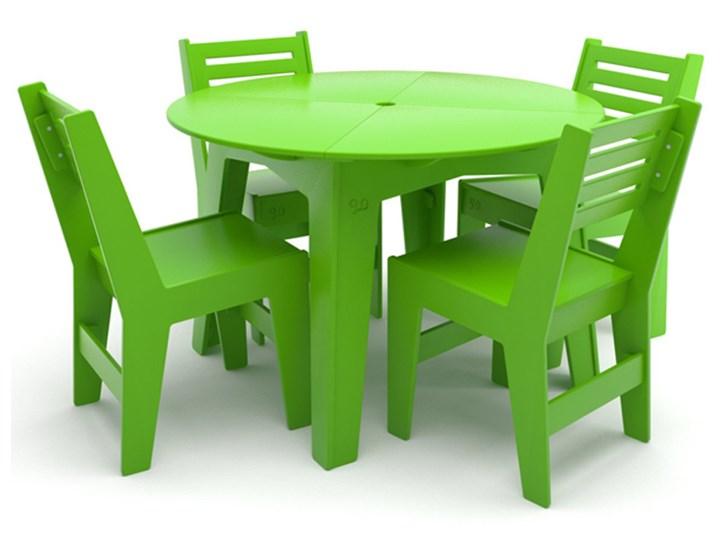 Zestaw Mebli Ogrodowych Z Okrągłym Stołem Slo Design Progressive Jasno Zielony Sd 06 02 3 Wysyłka Już Od 890 Zł Oraz 5 Rabatu Na Hasło Ceneo