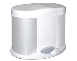 Kosz do segregacji odpadów Meliconi Multispace 30L biały 14105502402BA + Transport juz od 8,90 zł