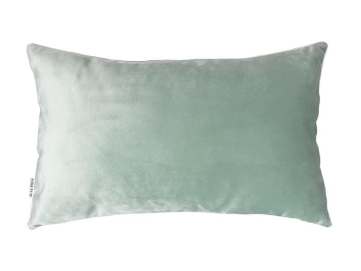 Welurowa poduszka Mint 30 x 50 cm Aksamit Poliester 30x50 cm